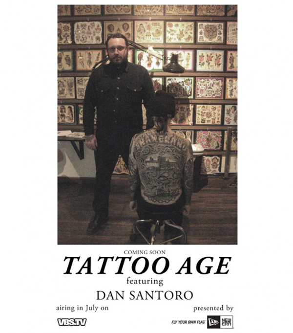 Vice Tattoo Age