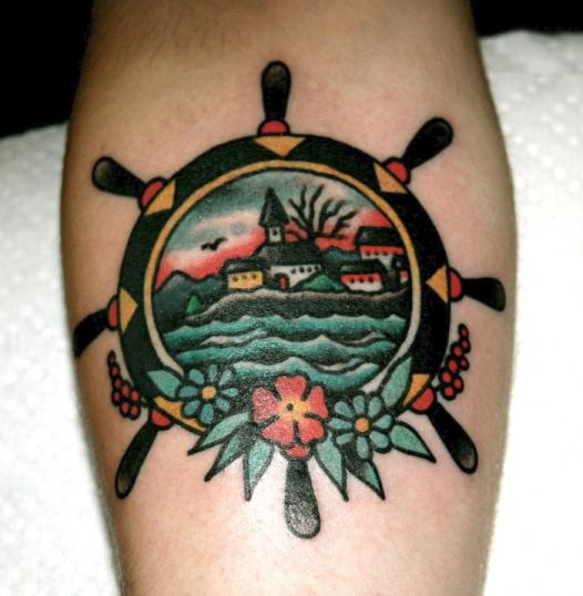 vice tattoo age portrait de dan santoro. Black Bedroom Furniture Sets. Home Design Ideas