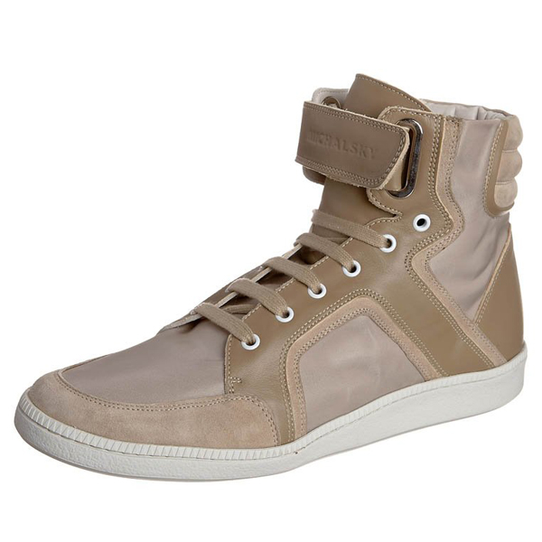zalando MichalskyURBAN NOMAD 11_1 HIGH - Baskets - beige