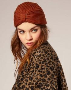 ASOS - Turban en tricot