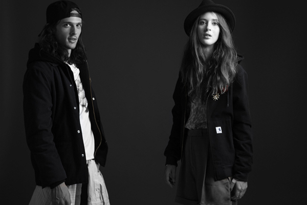Adam Kimmel x Carhartt collection hiver 2011