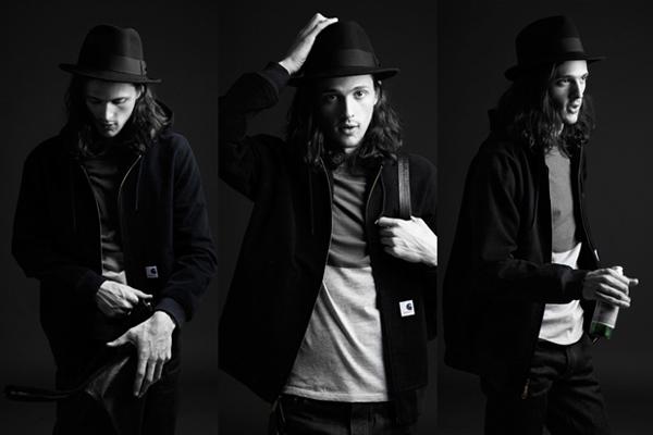 Adam Kimmel x Carhartt collection hiver 2011