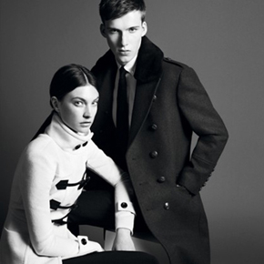 Burberry Black Label 2011 Autumn-Winter Campaign