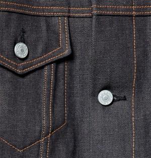 Mr Porter - Jean Shop Raw Denim Jacket