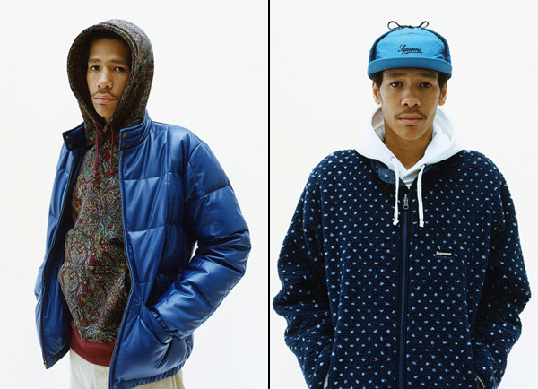 SUPREME collection hiver 2011