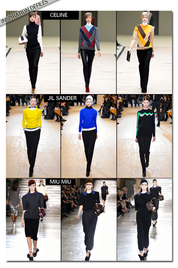Tendance mode sport chic automne hiver 2011 2012