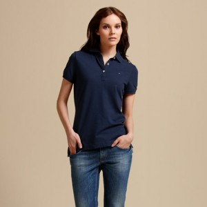 Tommy Hilfiger - Polo coupe droite
