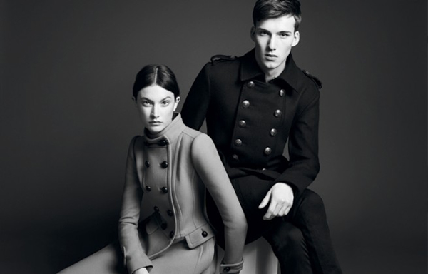 Burberry Black Label - collection hiver 2011