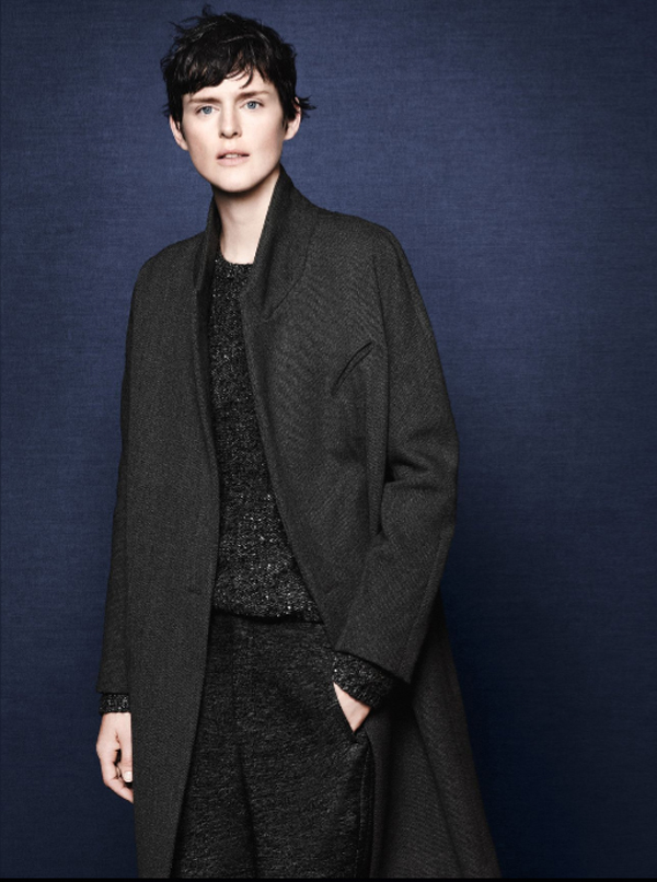 ZARA Woman 2011 fall winter