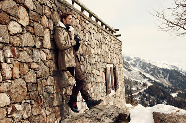 Henri Lloyd collection hiver 2011