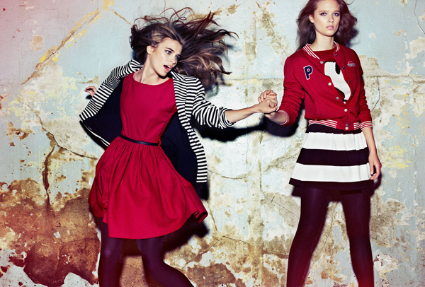 Pull and Bear collection hiver 2011