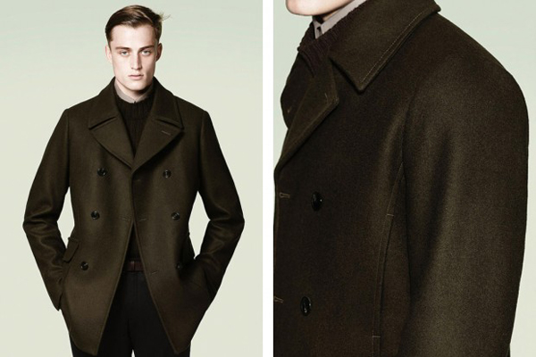 Uniqlo +J collection homme automne hiver 2011 2012