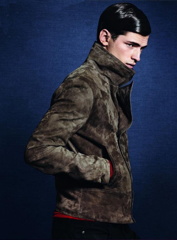 ZARA Homme - lookbook hiver 2011