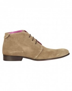 BILLTORNADE Chaussures Taupe Winker