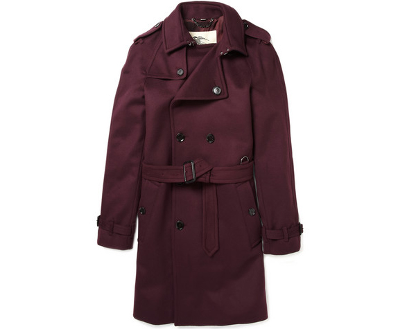 Burberry London Classic Trench Coat chez MrPorter