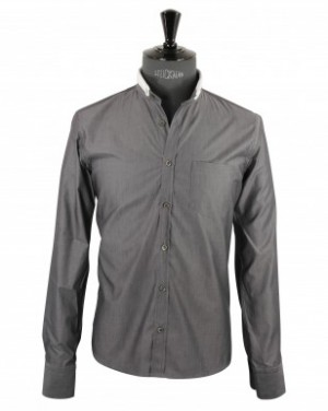 Paul and Joe Chemise Anthracite Torpid