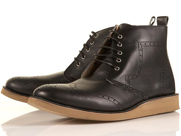 TOPMAN - collection chaussures Spencer by Oliver Spencer