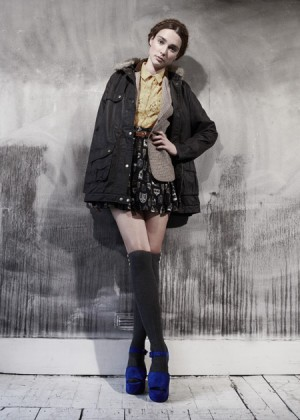 Urban Outfitters - Mode Femme - Automne Hiver 2011