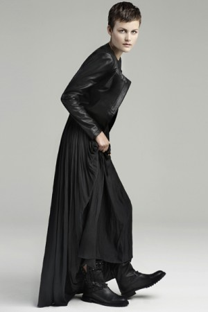 ZARA Femme lookbook septembre 2011