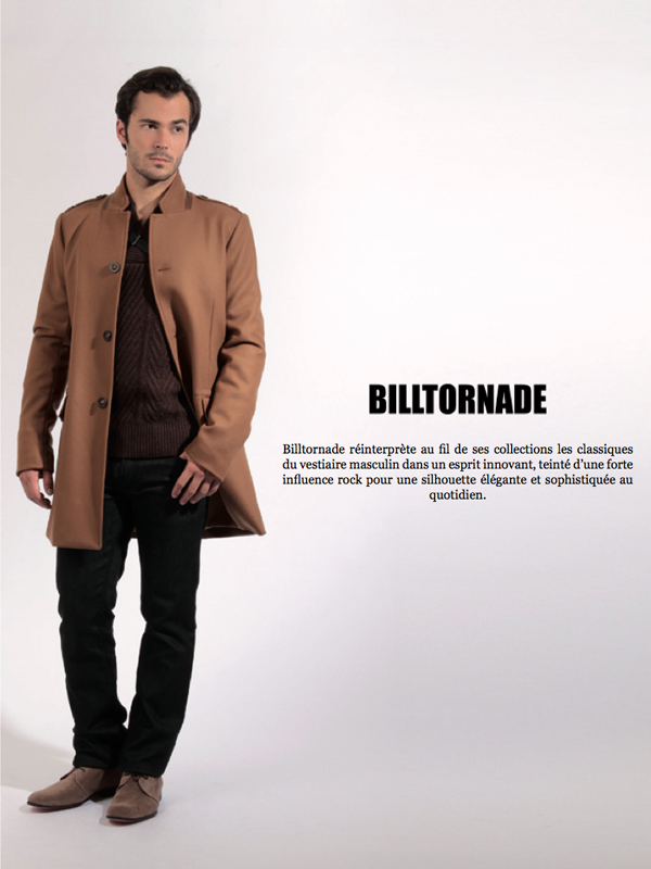 Bill Tornade chez Menlook