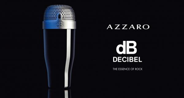 Parfum AZZARO db Decibel