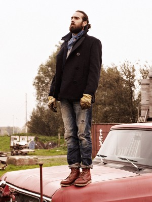Scotch & Soda - Ligne Amsterdams Blauw