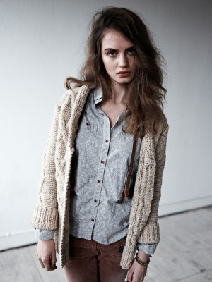Scotch & Soda - lookbook femme hiver 2011