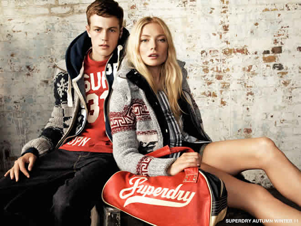 SUPERDRY - automne hiver 2011