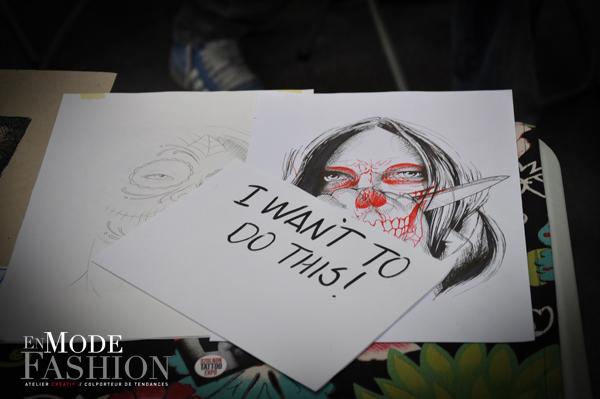 Tattoo Art Fest 2011 - Paris