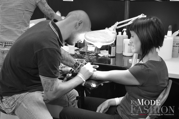 Tattoo Art Fest 2011 - Paris