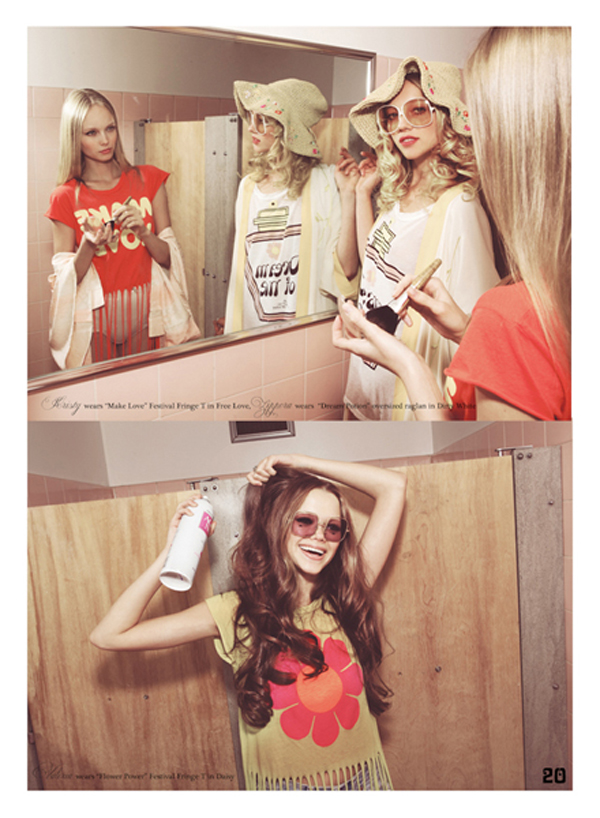 Wildfox Couture automne hiver 2011