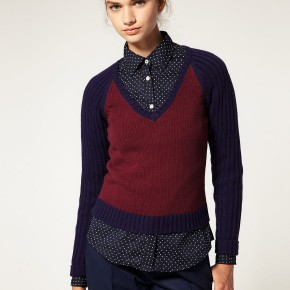 ASOS - Pull color block