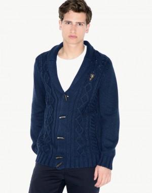 Farah Vintage - Henry - Cardigan en tricot