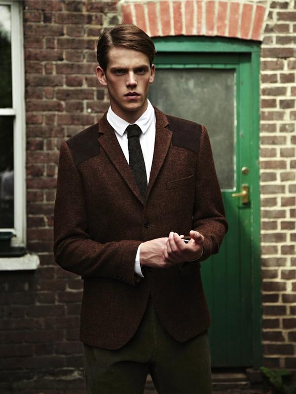 TOPMAN harris tweed