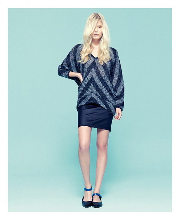BERSHKA - collection femme octobre 2011