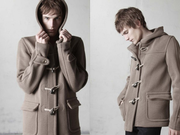 Roberto Collina mode homme hiver 2011