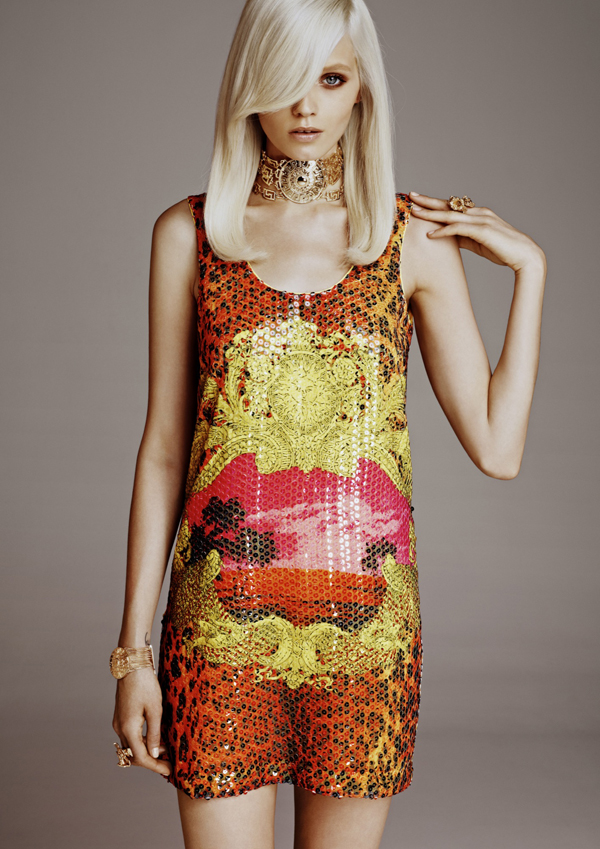 Versace for H&M : collection femme