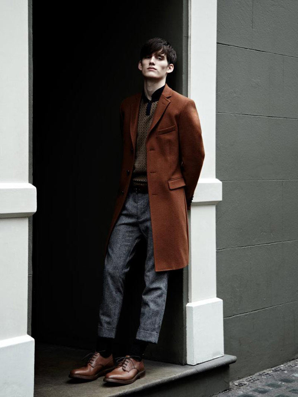 TOPMAN FRANCE Smart Redefined collection