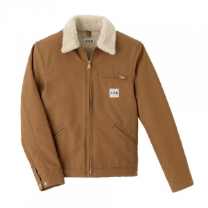 A.P.C x Carhartt - lookbook printemps 2012