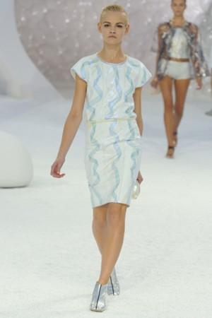 Chanel printemps été 2012