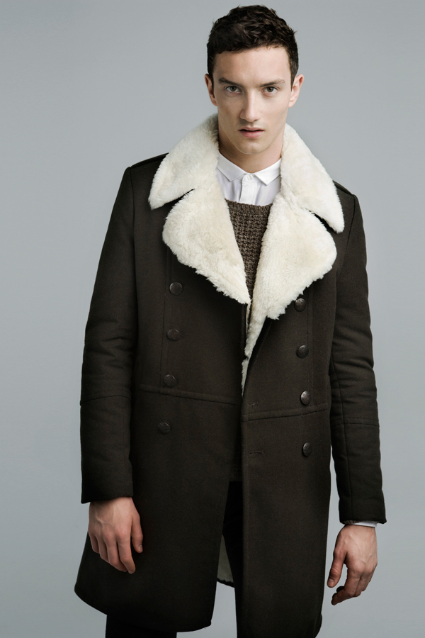 ZARA , collection novembre 2011