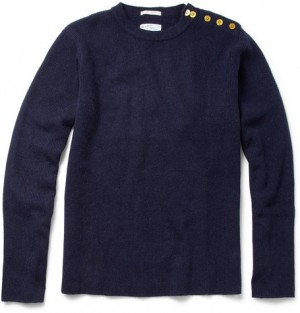 Gant Rugger Skipper SHoulder Button Sweater