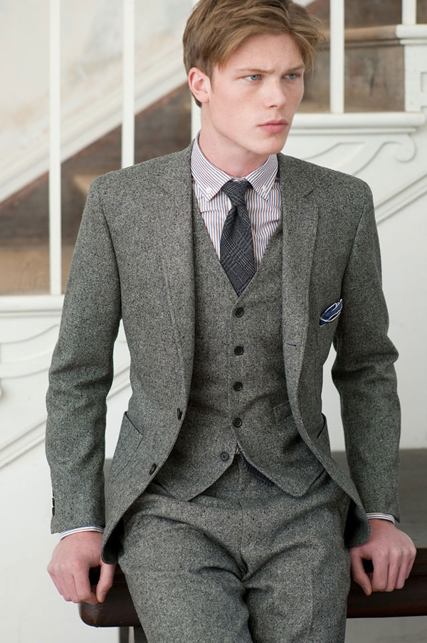 Billy Reid - Holiday lookbook 2011