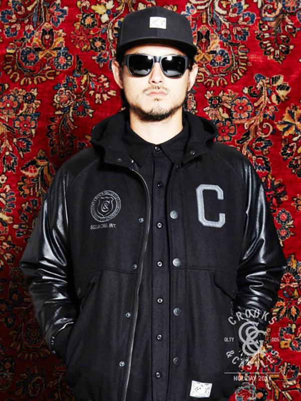 Crooks & Castles - Holiday lookbook