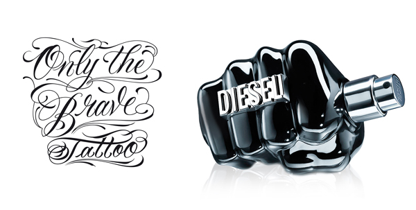 only the brave tattoo - diesel