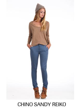 soldes hiver 2011 : pantalon chino