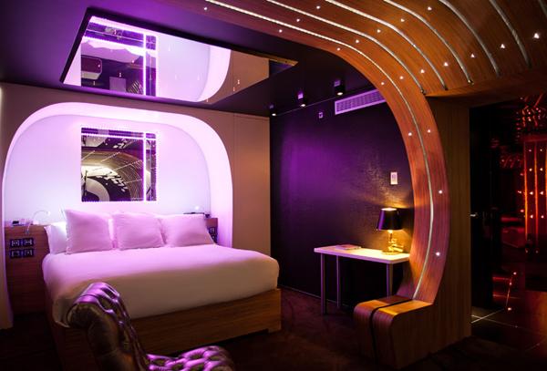 Suite 007 - Seven Hotel