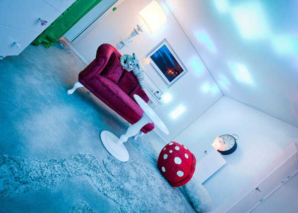 Suite Alice - Seven Hotel