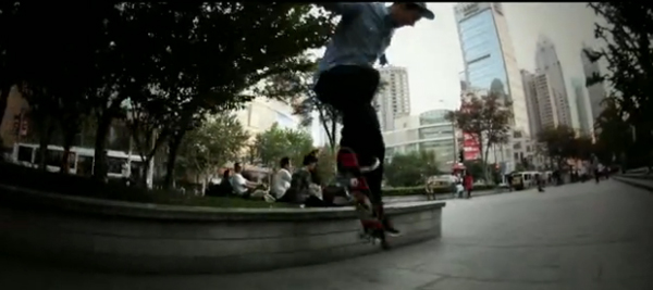 Hélas in Shanghai