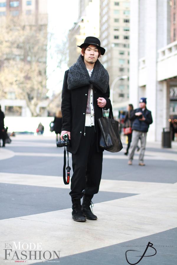 New York Fashion Week - Day 4 par Julien Boudet